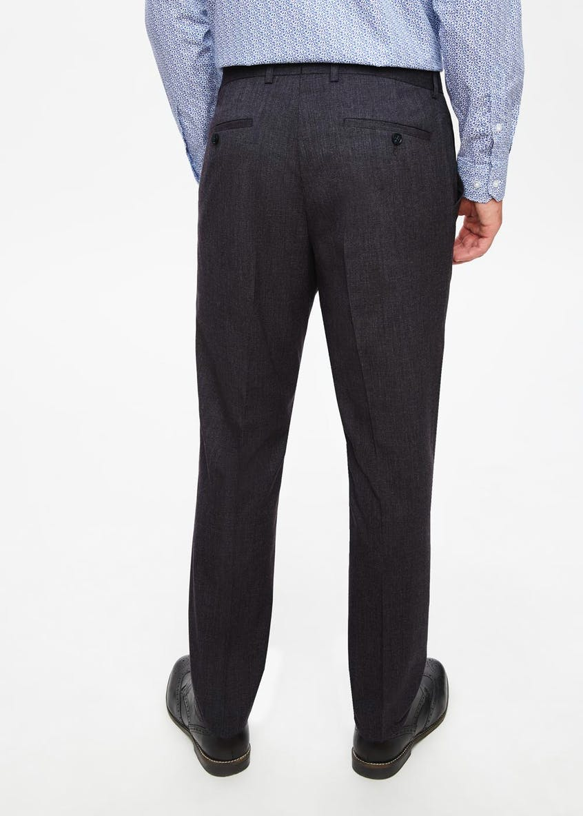 Oakley Tailored Fit Suit Trousers