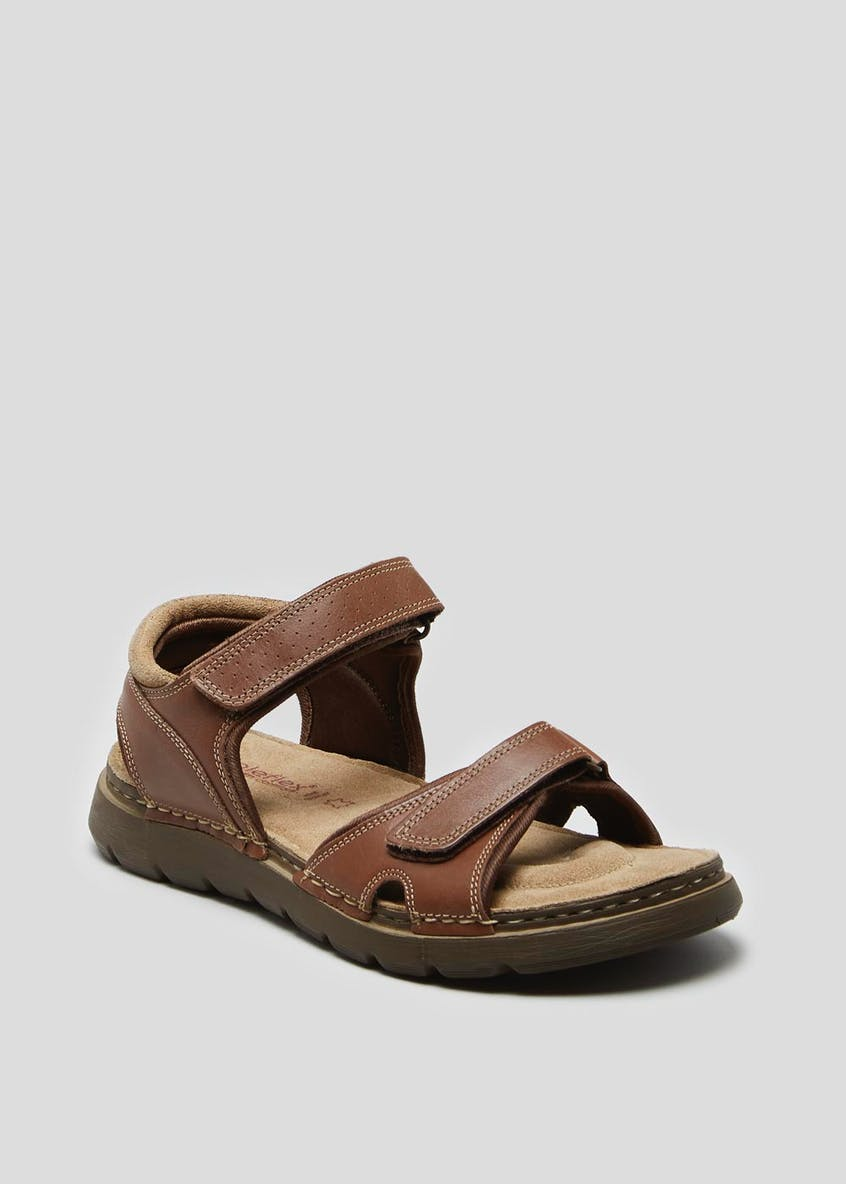 Soleflex Real Leather Adventure Sandals