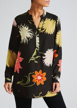 Soon Floral Print Tunic