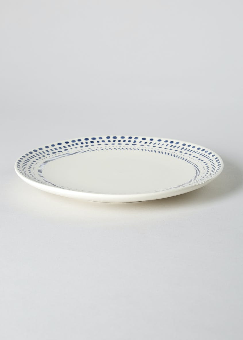 Reactive Nevada Side Plate (22cm)