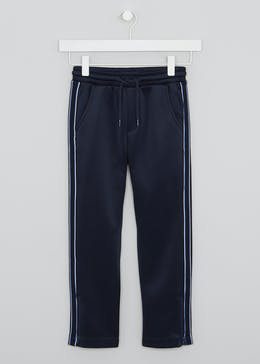 Boys Side Stripe Jogging Bottoms (4-13yrs)