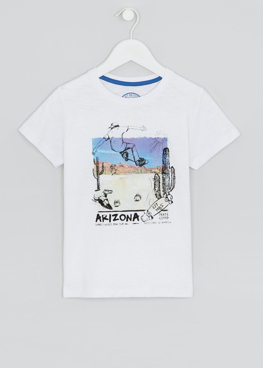 Kids Arizona Skate T-Shirt (4-13yrs)