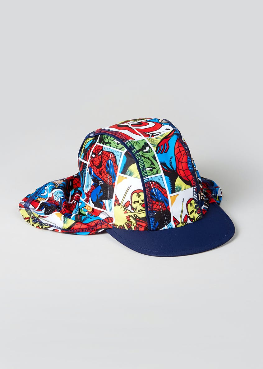 Kids Marvel Surf Hat (3mths-4yrs)