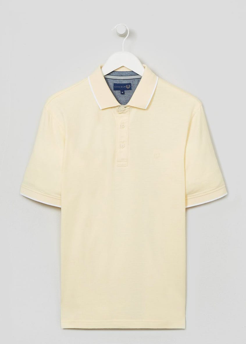 Lincoln Pindot Polo Shirt