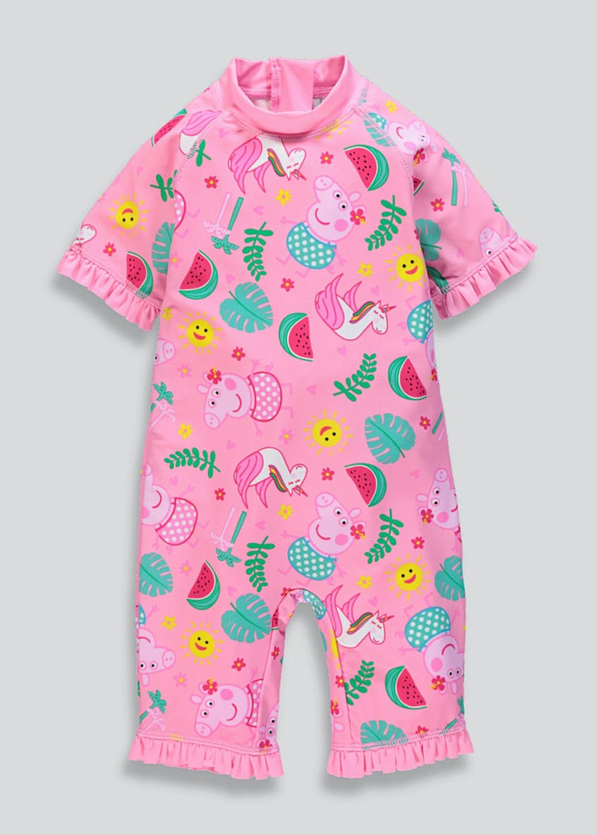Kids Peppa Pig Surf Suit (12mths-5yrs)
