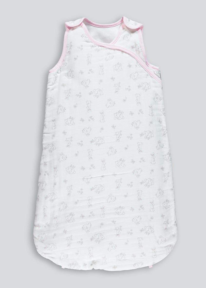 Unisex Bunny Sleeping Bag (Newborn-18mths)