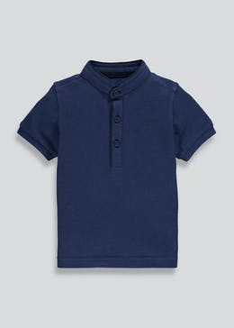 Boys Short Sleeve Polo Shirt (9mths-4yrs)