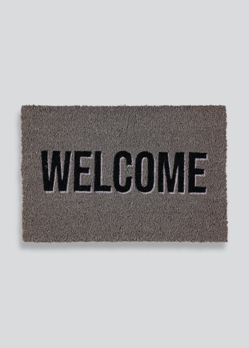 Welcome Doormat (59cm x 39cm)