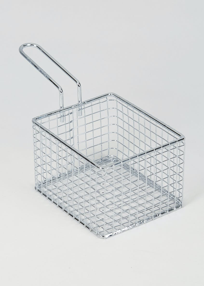Chip Serving Basket (12cm x 10cm)