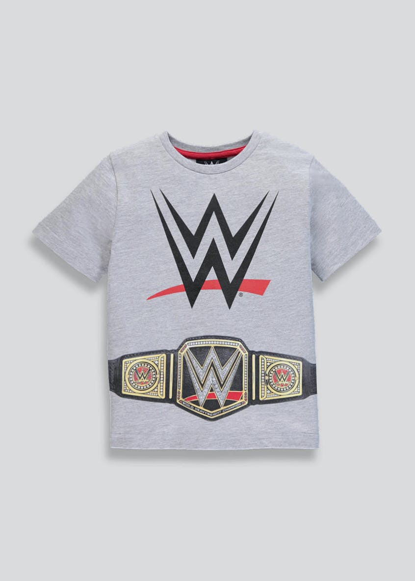 Kids WWE Belt T-Shirt (5-12yrs)