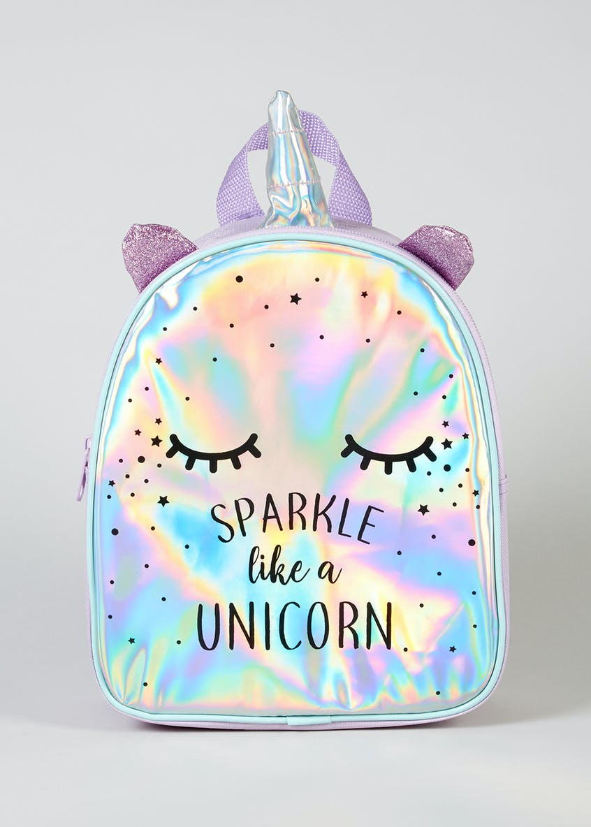 Unicorn Lunch Backpack