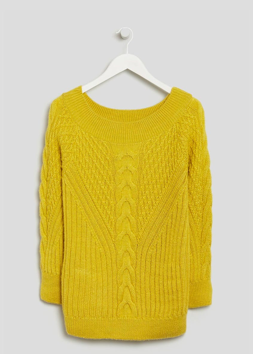 Bardot Cable Jumper
