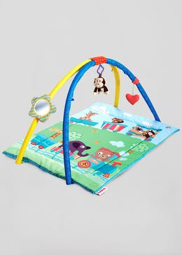 Nuby Interactive Play Gym