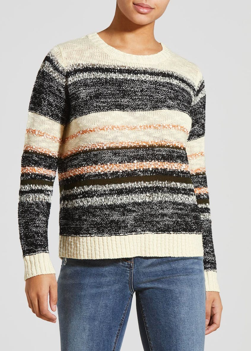 Salt Lake Stripe Jumper