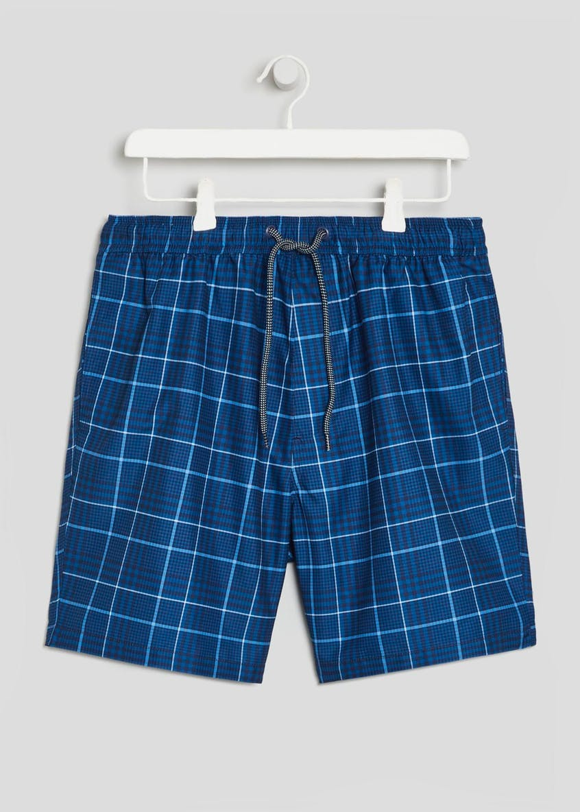 Lincoln Check Swim Shorts