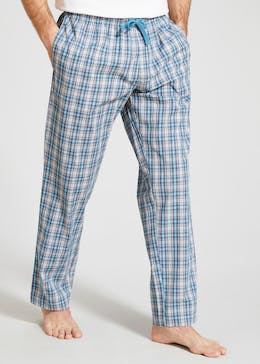 Marl Check Lounge Bottoms
