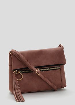 ec0ad42d36ac Tassel Cross-Body Bag