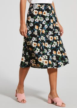Floral Snaffle Skirt
