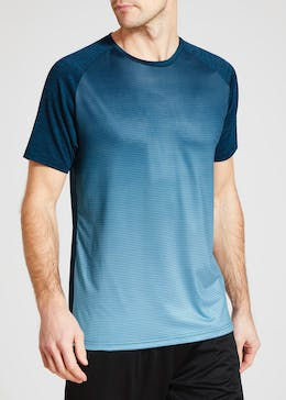 Souluxe Upspec Ombre Sports T-Shirt