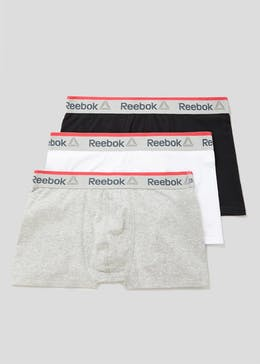 3 Pack Reebok Trunks