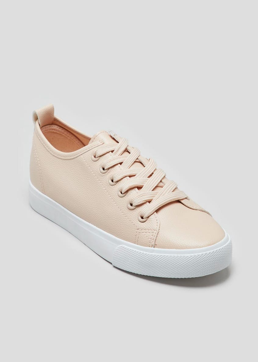 Lace Up Trainers