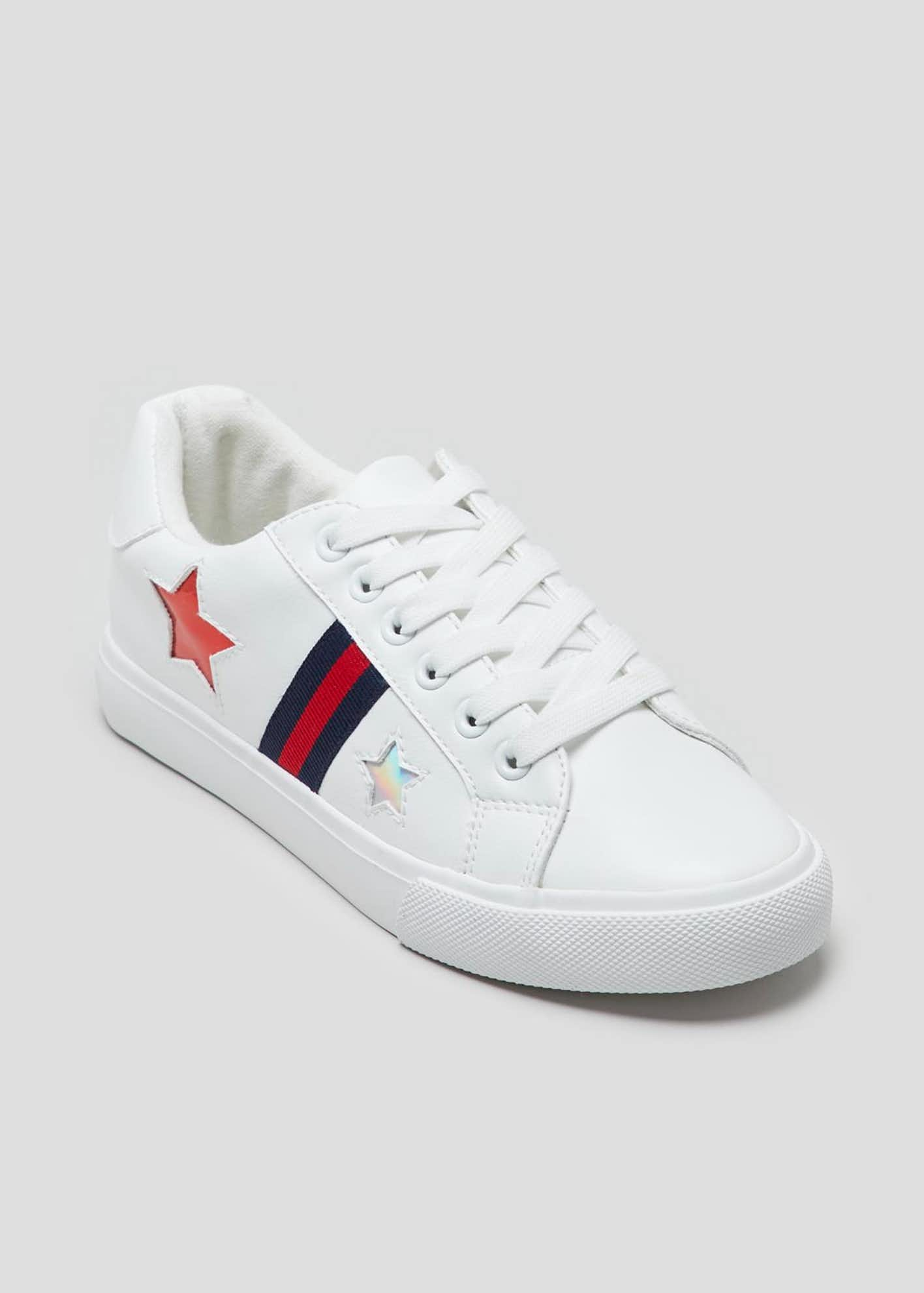 Star Stripe Trainers