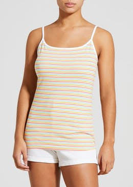 Stripe Basic Cami