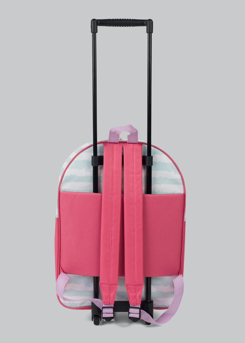 Constellation Flamingo Roller Backpack