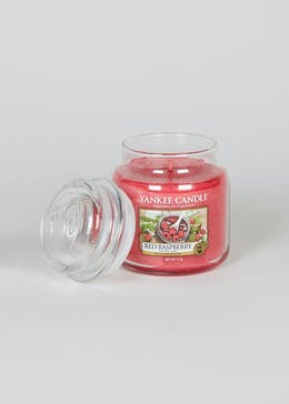 Yankee Candle Red Raspberry Medium Jar