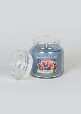 Yankee Candle Mulberry & Fig Medium Jar