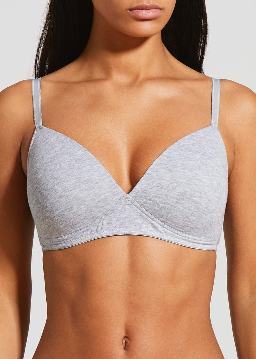 2 Pack Non-Wired Bras