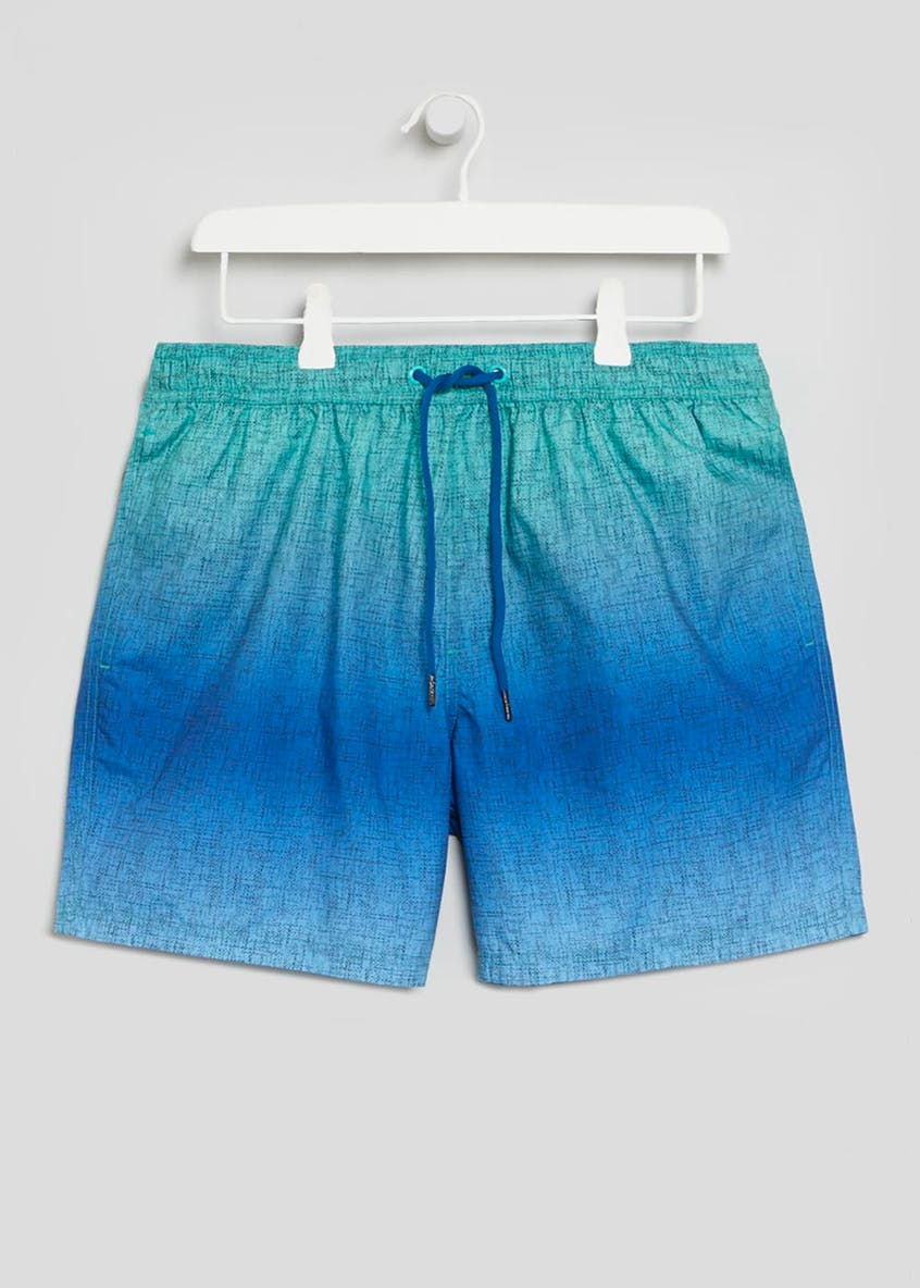 Big & Tall Ombre Swim Shorts