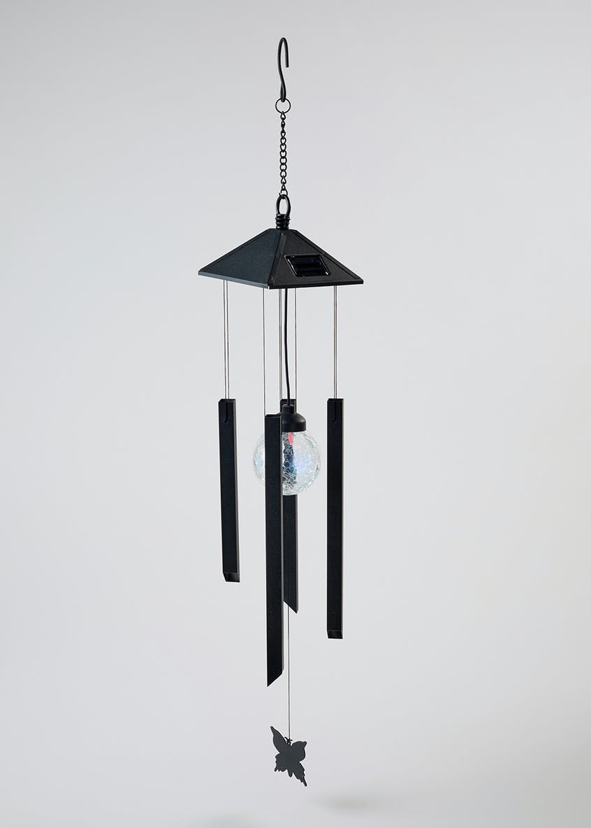 Solar Ball Wind Chime