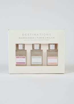 Destinations Fragranced Diffuser Set