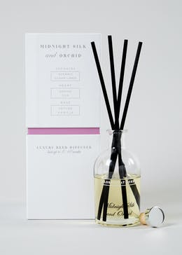 Midnight Silk & Orchid Luxury Reed Diffuser (150ml)