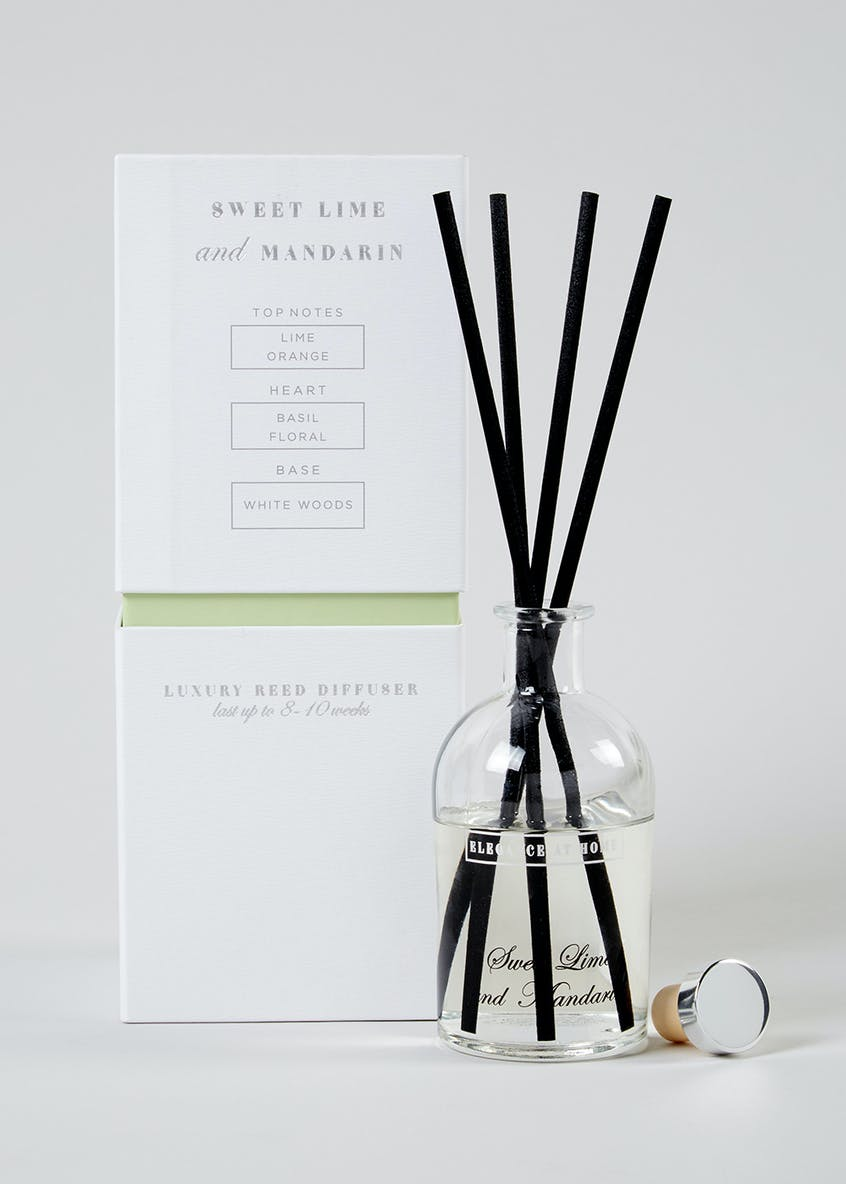 Lime Basil & Mandarin Luxury Reed Diffuser (150ml)