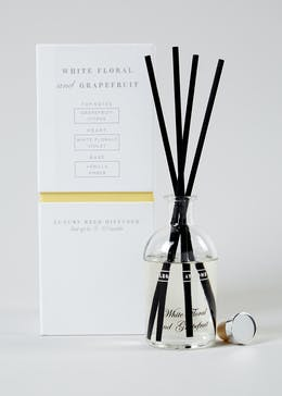 White Floral & Grapefruit Luxury Reed Diffuser (150ml)