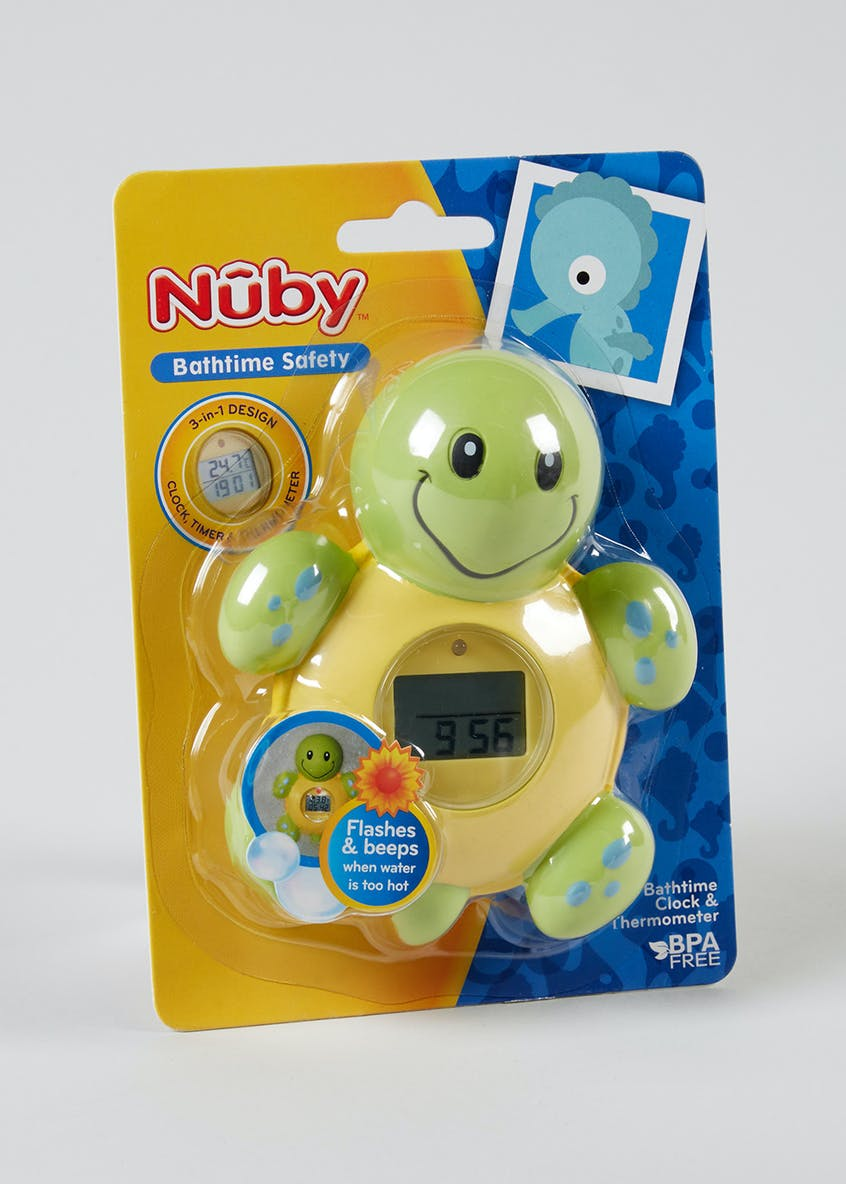 Nuby Turtle Bath Thermometer