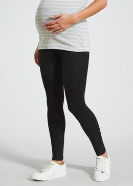 Maternity Biker Leggings