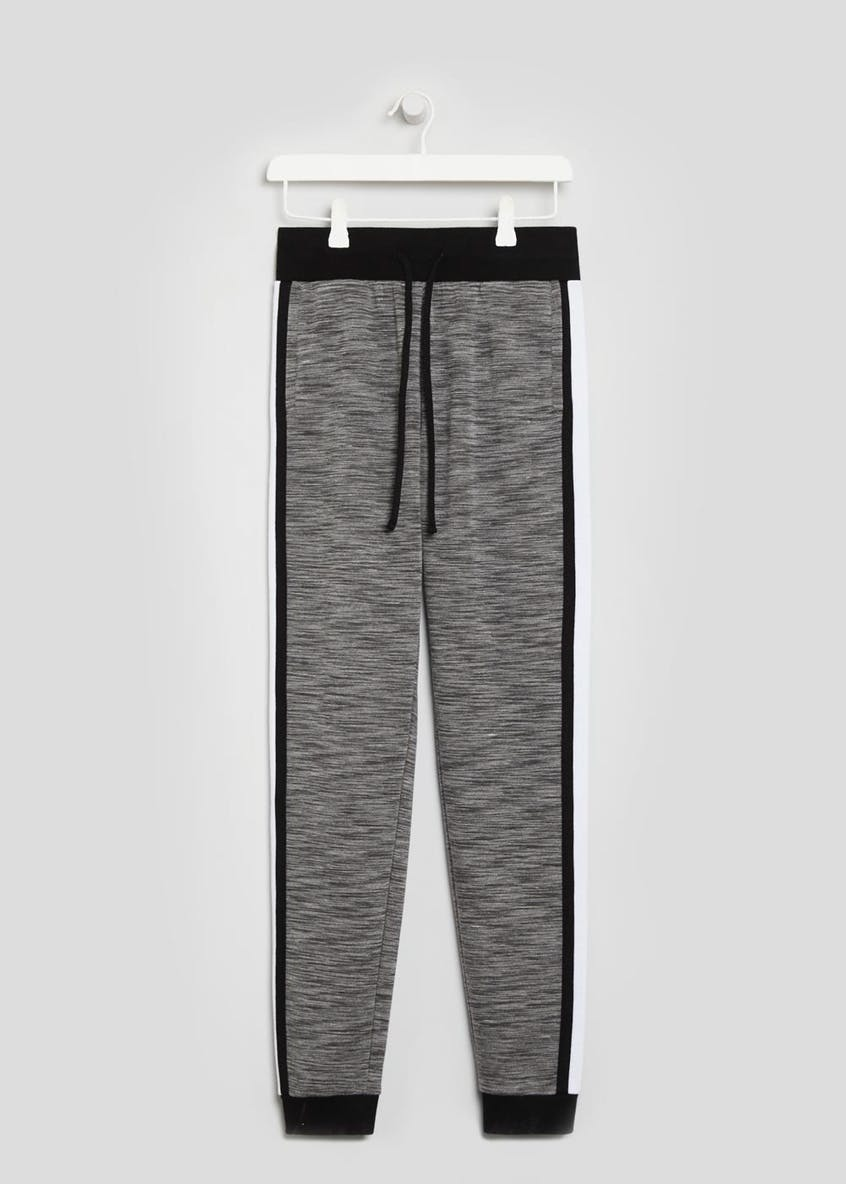 Souluxe Panel Sports Jogging Bottoms