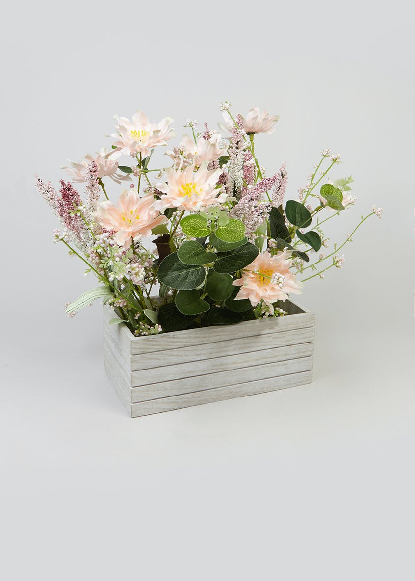 Flowers in Box (30cm x 23cm x 13cm)