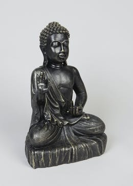 Resin Buddha Ornament (38cm x 25cm x 18cm)