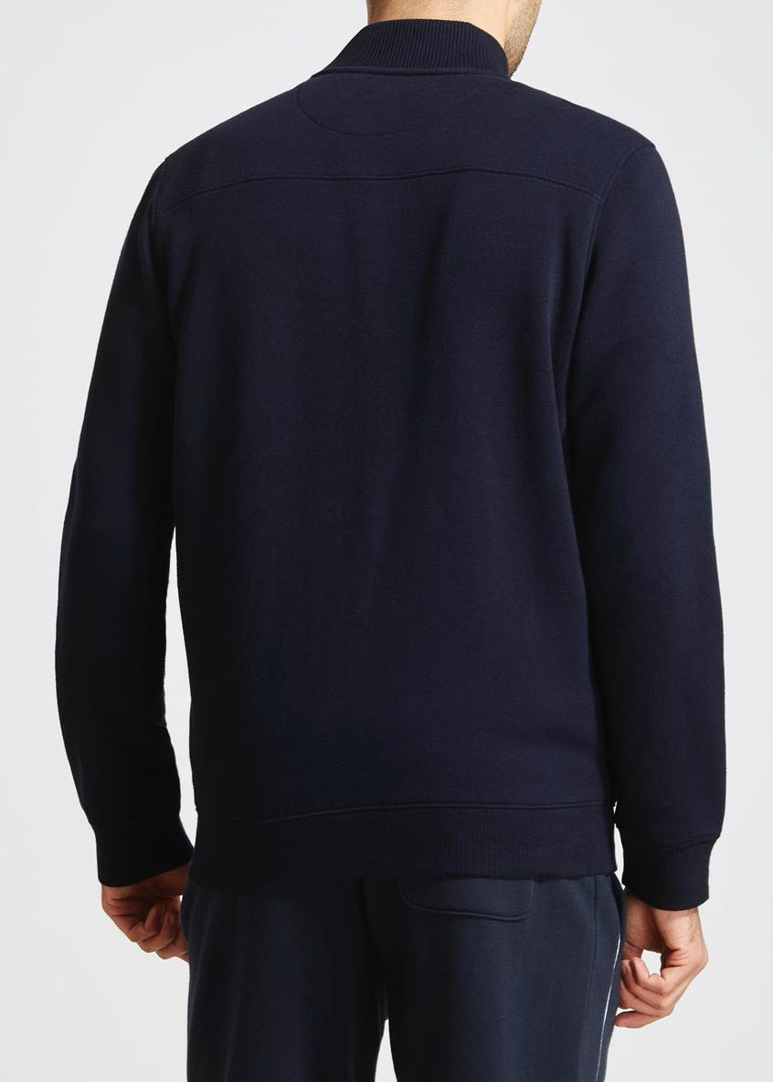 US Athletic Funnel Neck Sweatshirt