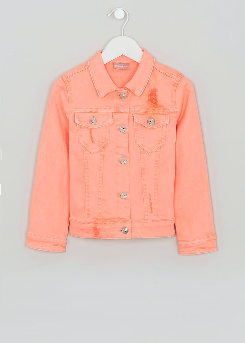 Girls Denim Jacket (4-13yrs)