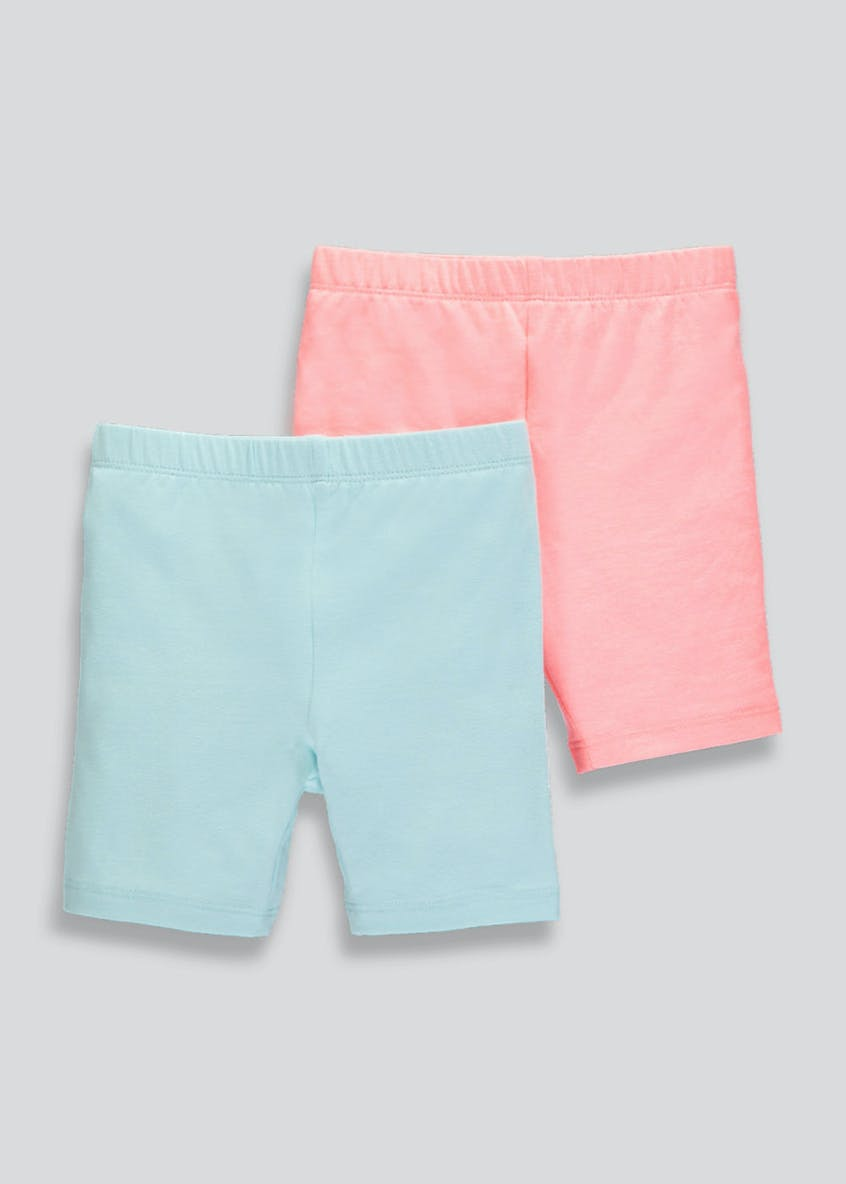 Girls Cycling Shorts (9mths-6yrs)