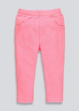 Girls Neon Jeggings (9mths-6yrs)