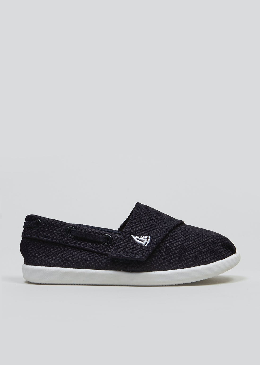 Kids Slip On Canvas Pumps (Younger 4-12)