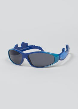 Kids Shark Sunglasses (One Size)
