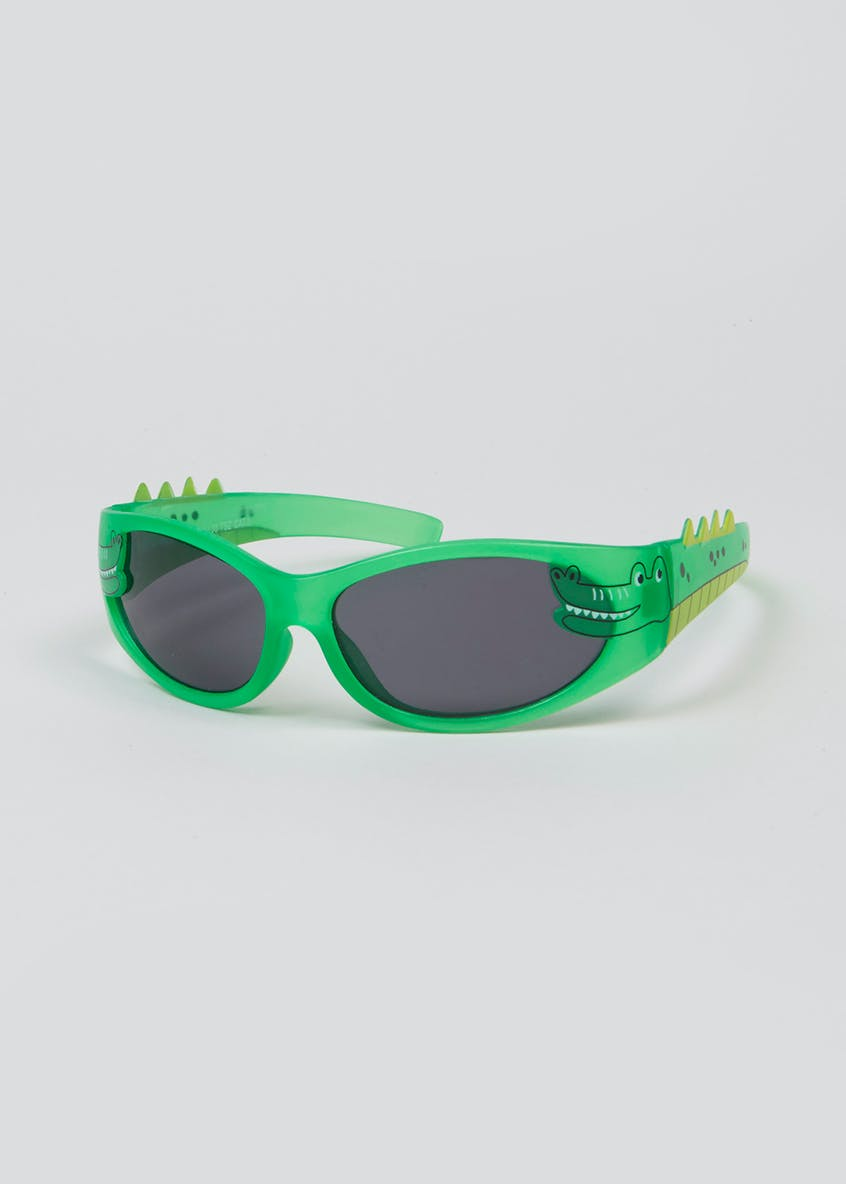 Kids Crocodile Sunglasses (One Size)