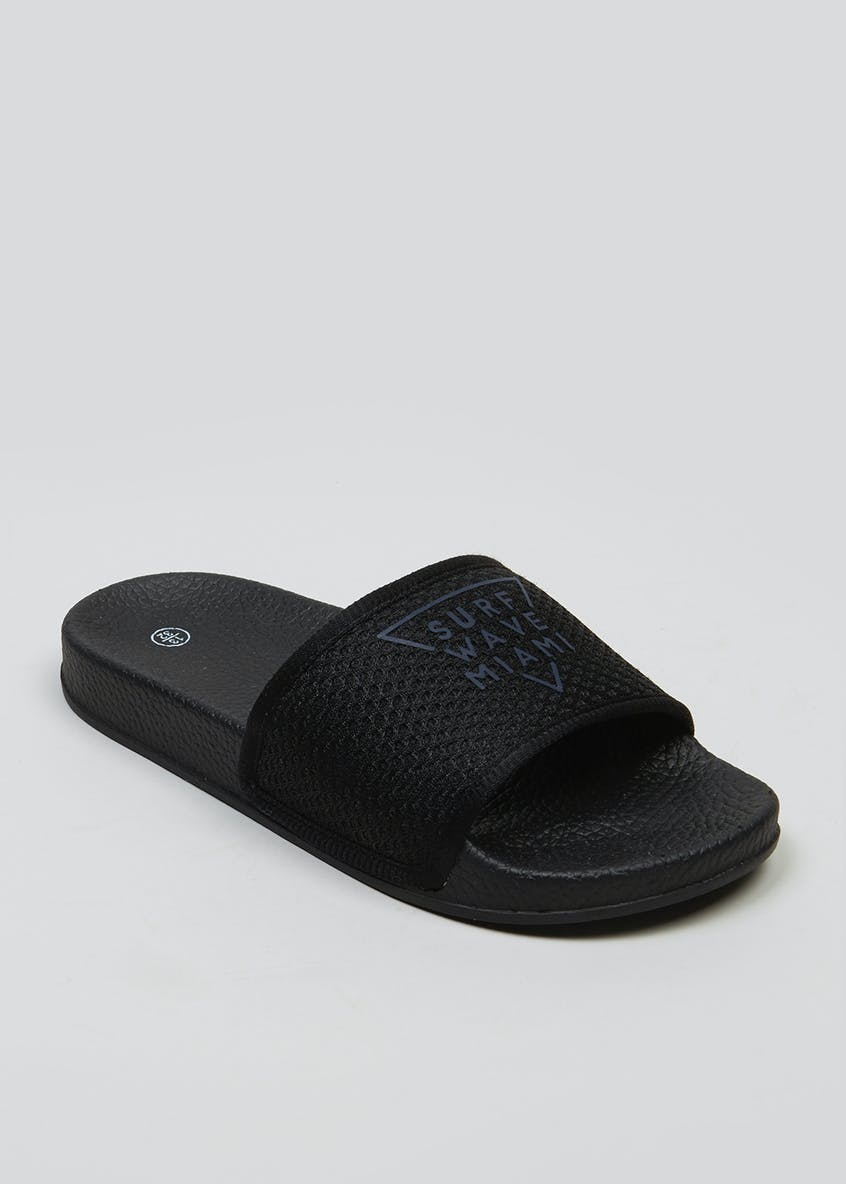 Boys Mesh Surf Sliders (Younger 10-Older 6)